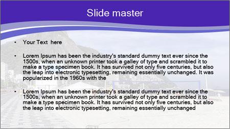 Paradise Beach PowerPoint Template - Slide 2