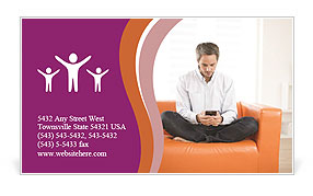 0000090641 Business Card Template