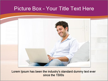 Attractive man PowerPoint Template - Slide 15