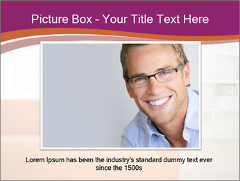 Attractive man PowerPoint Template - Slide 16