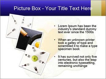 Fried egg PowerPoint Templates - Slide 17