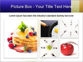 Fried egg PowerPoint Templates - Slide 19