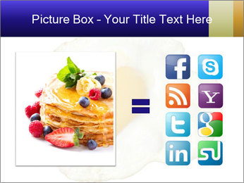 Fried egg PowerPoint Templates - Slide 21