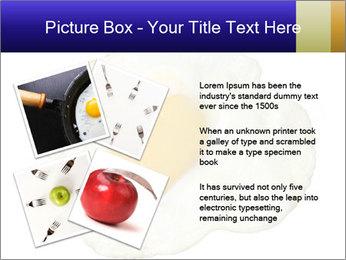 Fried egg PowerPoint Templates - Slide 23