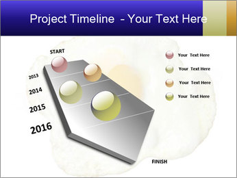 Fried egg PowerPoint Templates - Slide 26
