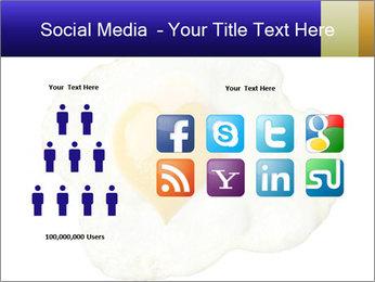 Fried egg PowerPoint Templates - Slide 5