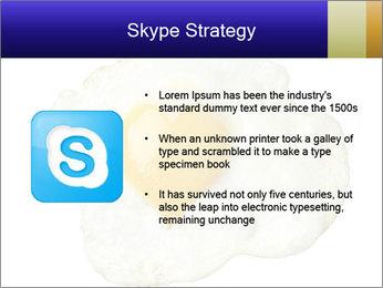 Fried egg PowerPoint Templates - Slide 8