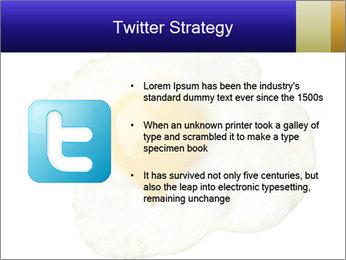 Fried egg PowerPoint Templates - Slide 9
