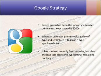 Cardboard pile PowerPoint Template - Slide 10