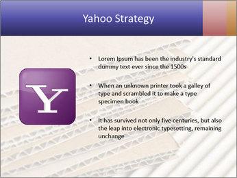 Cardboard pile PowerPoint Template - Slide 11