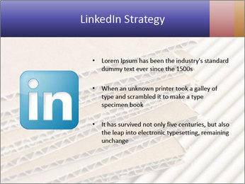 Cardboard pile PowerPoint Template - Slide 12