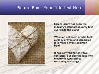 Cardboard pile PowerPoint Template - Slide 13