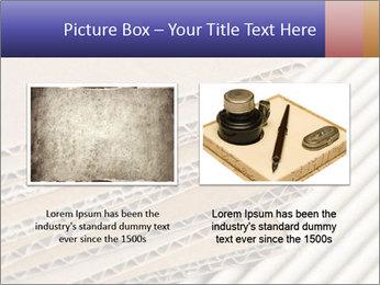 Cardboard pile PowerPoint Template - Slide 18