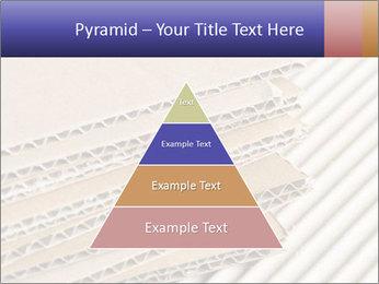 Cardboard pile PowerPoint Template - Slide 30