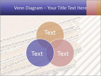 Cardboard pile PowerPoint Template - Slide 33