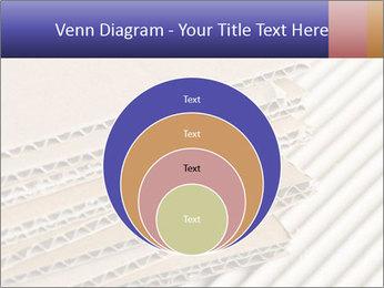 Cardboard pile PowerPoint Template - Slide 34
