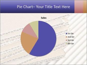 Cardboard pile PowerPoint Template - Slide 36