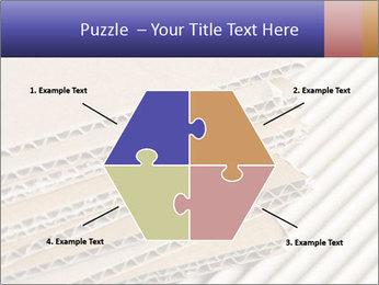 Cardboard pile PowerPoint Template - Slide 40
