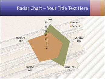 Cardboard pile PowerPoint Template - Slide 51