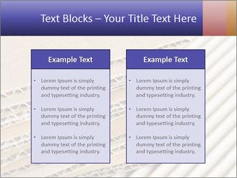 Cardboard pile PowerPoint Template - Slide 57