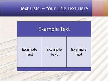 Cardboard pile PowerPoint Template - Slide 59