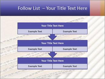 Cardboard pile PowerPoint Template - Slide 60