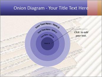 Cardboard pile PowerPoint Template - Slide 61