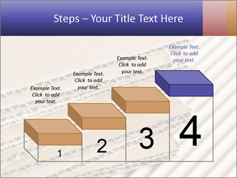Cardboard pile PowerPoint Template - Slide 64