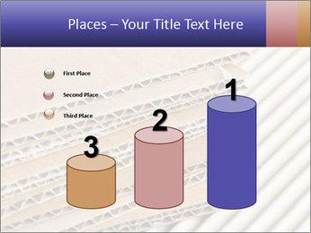 Cardboard pile PowerPoint Template - Slide 65
