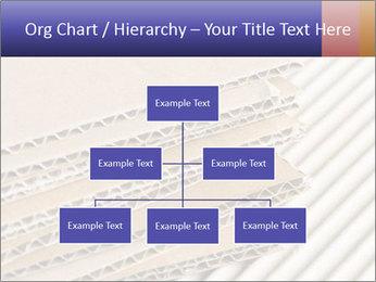Cardboard pile PowerPoint Template - Slide 66