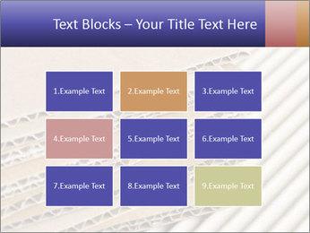 Cardboard pile PowerPoint Template - Slide 68