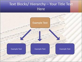 Cardboard pile PowerPoint Template - Slide 69
