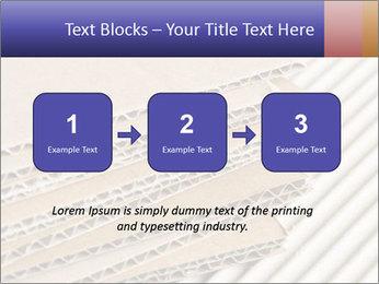 Cardboard pile PowerPoint Template - Slide 71