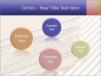Cardboard pile PowerPoint Template - Slide 77