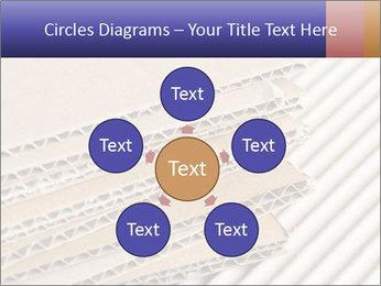Cardboard pile PowerPoint Template - Slide 78