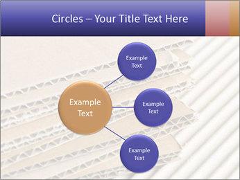 Cardboard pile PowerPoint Template - Slide 79