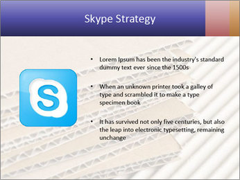 Cardboard pile PowerPoint Template - Slide 8