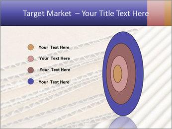 Cardboard pile PowerPoint Template - Slide 84