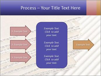 Cardboard pile PowerPoint Template - Slide 85