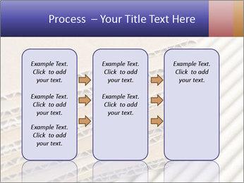 Cardboard pile PowerPoint Template - Slide 86