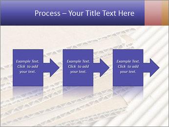 Cardboard pile PowerPoint Template - Slide 88