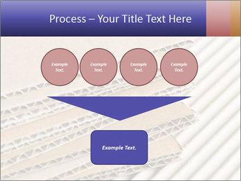 Cardboard pile PowerPoint Template - Slide 93