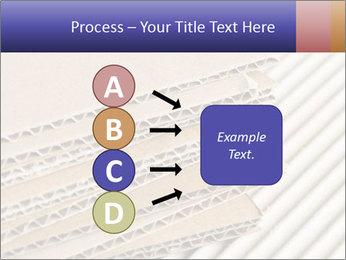 Cardboard pile PowerPoint Template - Slide 94