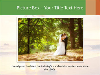 Bride and Groom PowerPoint Templates - Slide 15