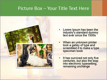 Bride and Groom PowerPoint Templates - Slide 20