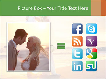 Bride and Groom PowerPoint Templates - Slide 21