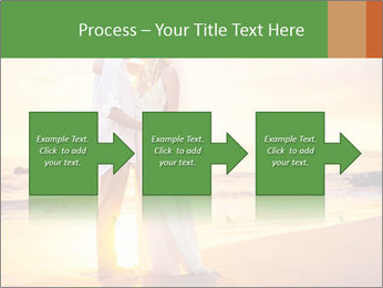 Bride and Groom PowerPoint Templates - Slide 88