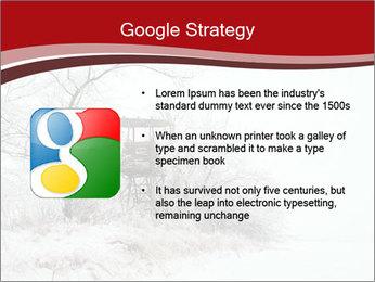 Snowy landscape PowerPoint Templates - Slide 10