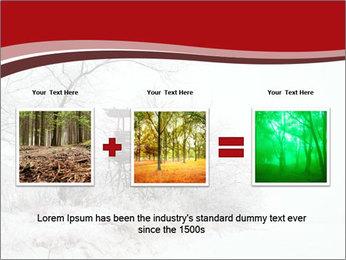 Snowy landscape PowerPoint Templates - Slide 22