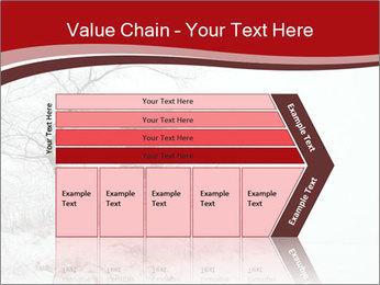 Snowy landscape PowerPoint Templates - Slide 27